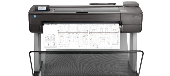 HP Designjet <strong> T730 </strong>