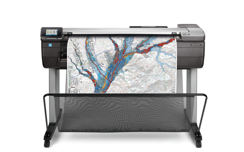 HP Designjet <strong> T830</strong> Mfp