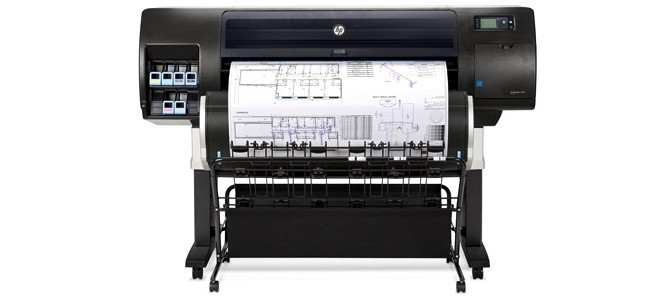 HP Designjet <strong>T7200</strong>