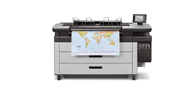 HP PageWide XL 4500/4500 MFP