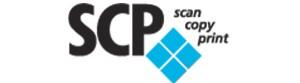 Logo de la société SCP