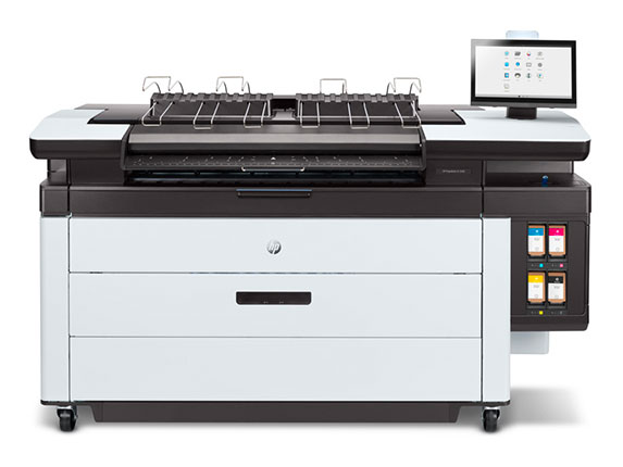 L'HP PageWide XL 5200 est le traceur multifonction