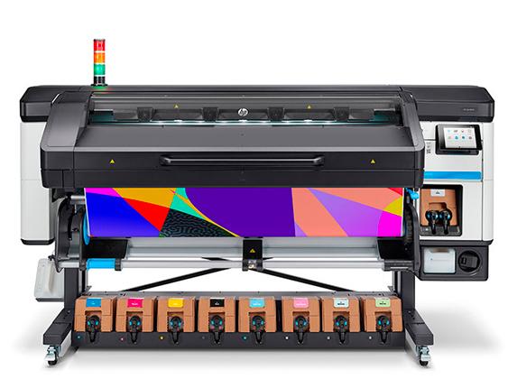 imprimante latex 800 blanc